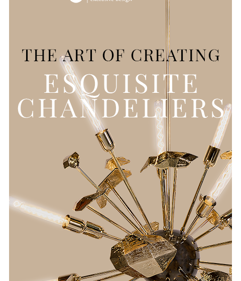 THE ART OF CREATING EXQUISITE CHANDELIERS Capa Press   Exquisite Chandeliers 480x560