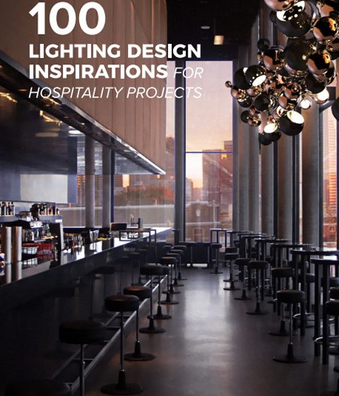 100 Lighting Design Inspirations For Hospitaly Projects ebook 100 lighting design inspirations for hospitality 480x560