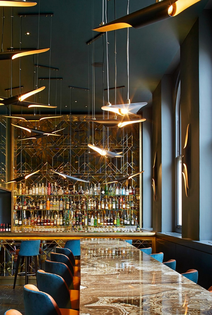 Best Restaurant Lighting Design Ideas 1 17