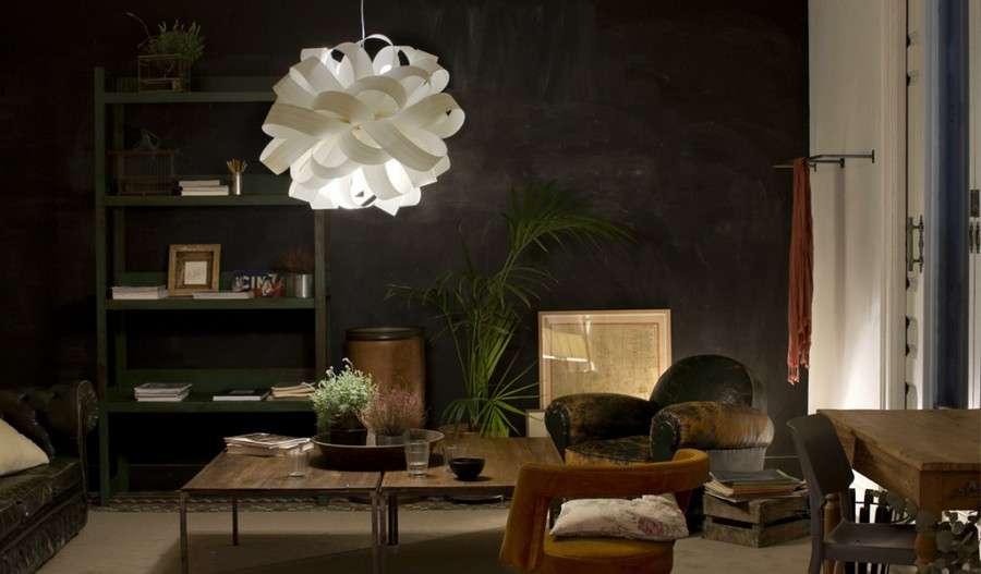 6 Unique Modern Lighting To Add To Your Wishlist  6 Unique Modern Lighting To Add To Your Wishlist 4 9