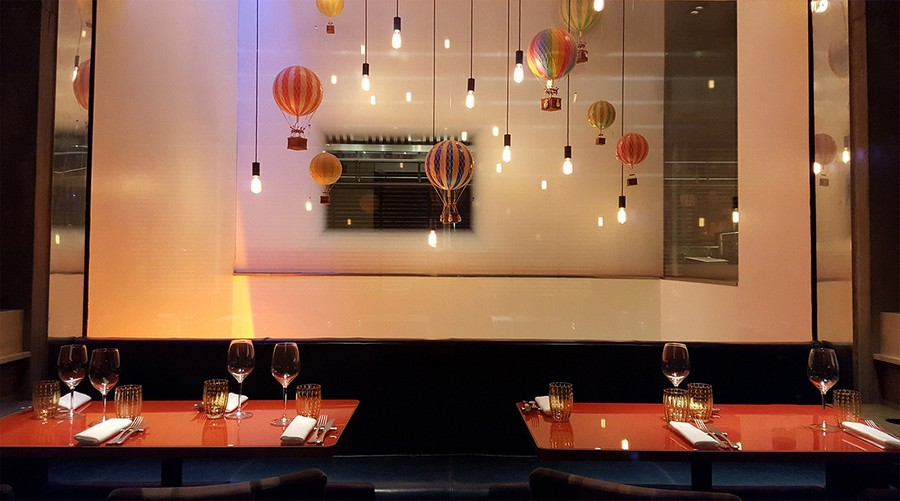 Lighting Solutions Best Lighting Solutions To Decorate A Modern Restaurant 6 2