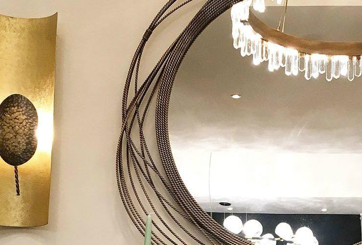 Modern lighting ideas to take from Maison et objet2018! maison et objet 2018 1 740x500