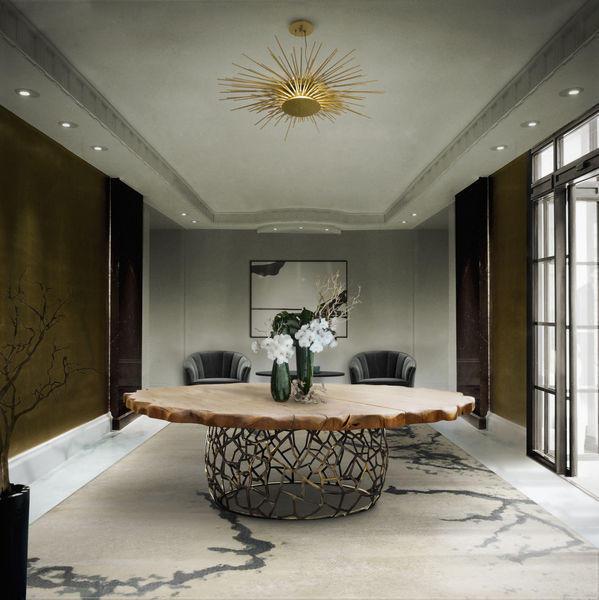 Living Room Lighting Living Room Lighting That Your Home Décor Needs 5 Suspension Brabbu Soleil