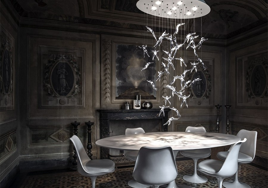 Lighting Ideas Milan Lighting Ideas: Get Ready For iSaloni 2018 Terzani lighting ideas for dining room