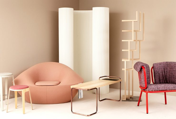 Top Looks From Stockholm Furniture and Light Fair 2018  Top Looks From Stockholm Furniture and Light Fair 2018 cover 1 740x500  Front page cover 1 740x500