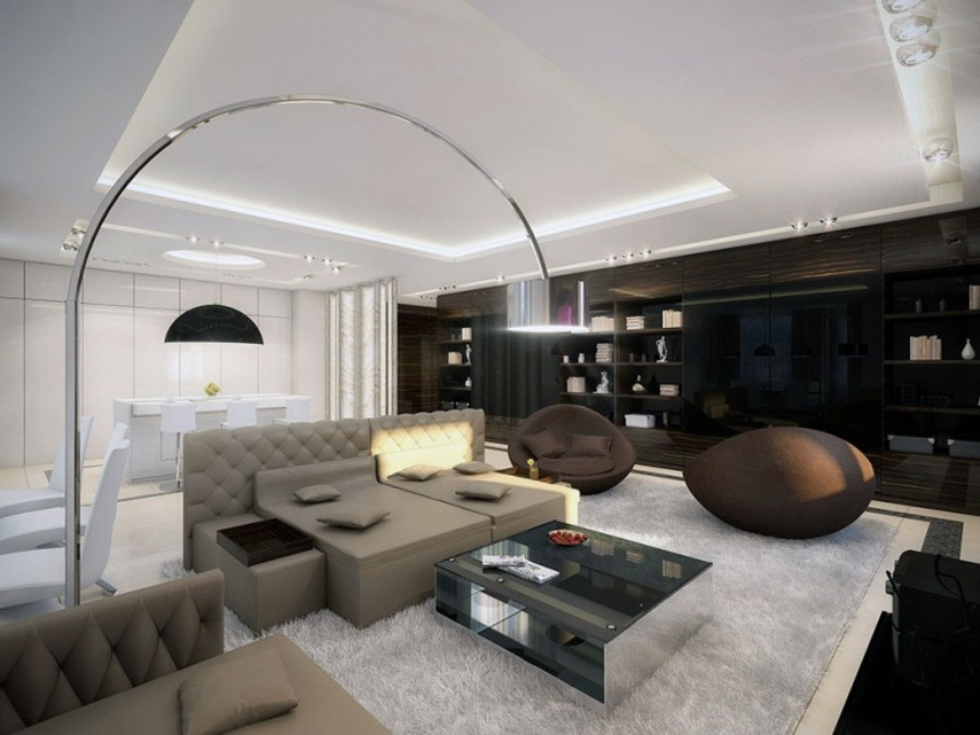 top 10 lighting ideas for your living room lighting ideas Top 10 Lighting Ideas to Your Living Room Otwarty salon