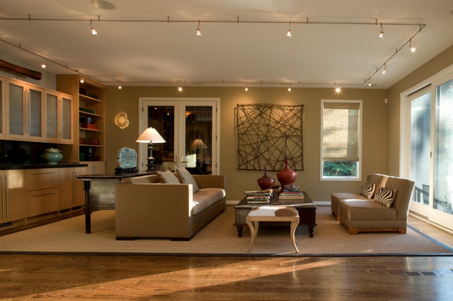 Top 10 Lighting Ideas To Your Living Room, Living Room Lighting Solutions