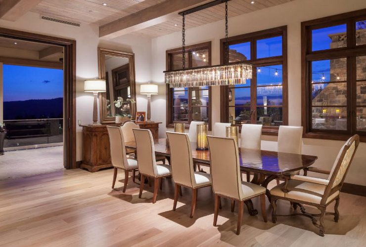 TOP 10 Lighting Ideas For A Modern Dining Room Design (12) Lighting Ideas TOP 10 Lighting Ideas For A Modern Dining Room Design 18 740x500