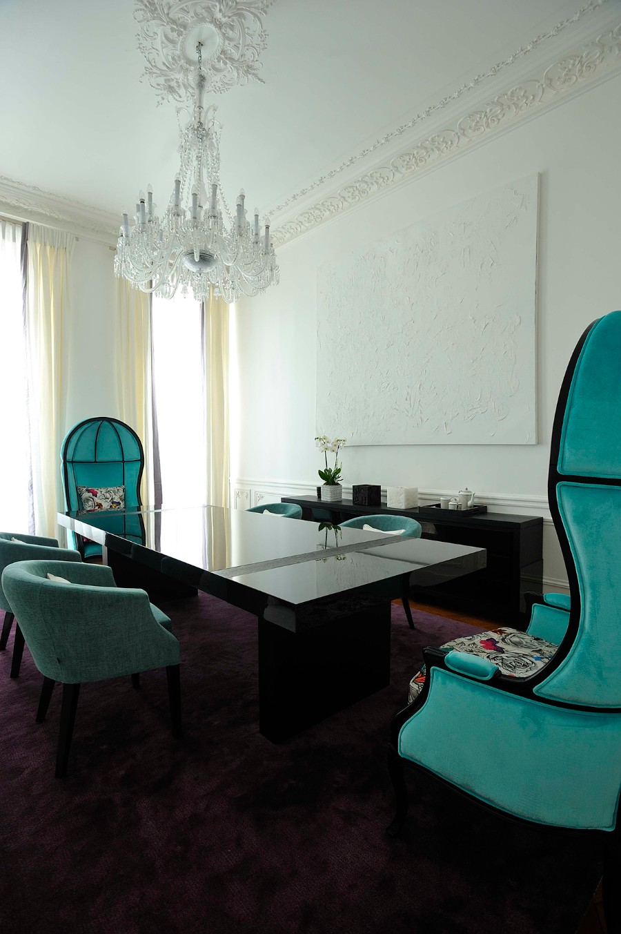 Lighting Ideas TOP 10 Lighting Ideas For A Modern Dining Room Design TOP 10 Lighting Ideas For A Modern Dining Room Design 7