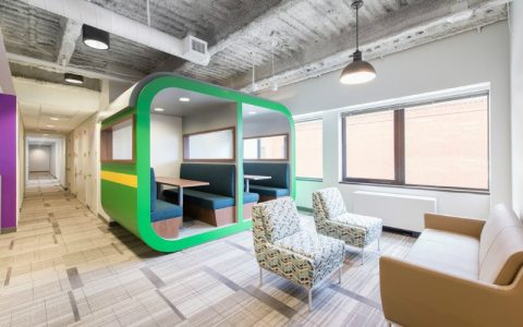 Lighting ideas to make your office a better workplace