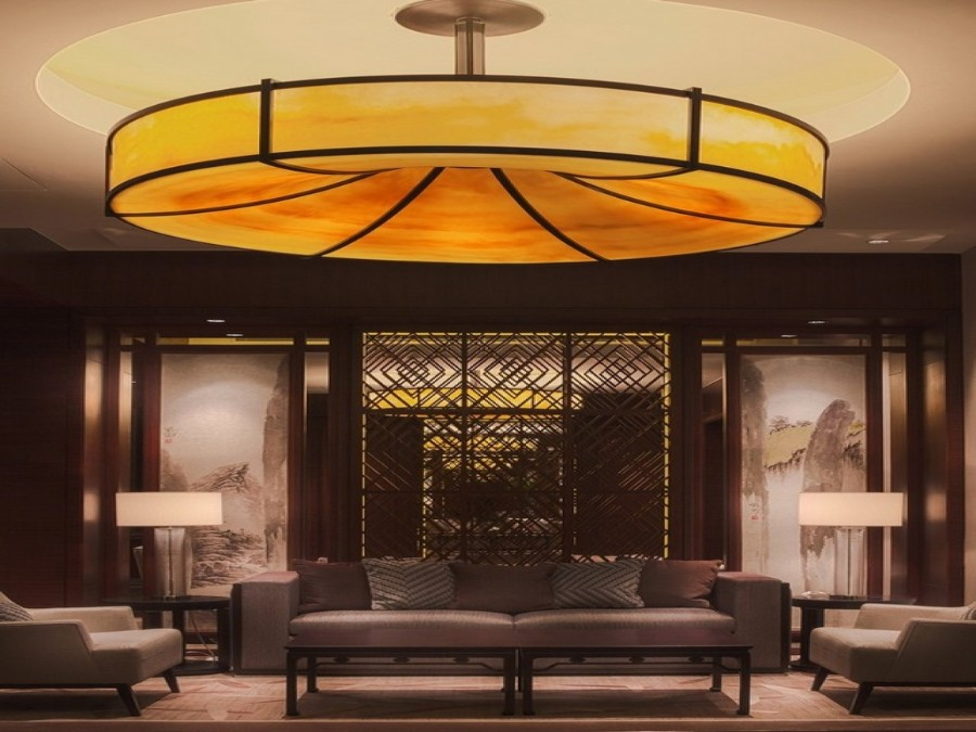 hotel lighting hotel lighting Top 7 most exclusive luxurious hotel lighting Kerry Hotel Shanghai