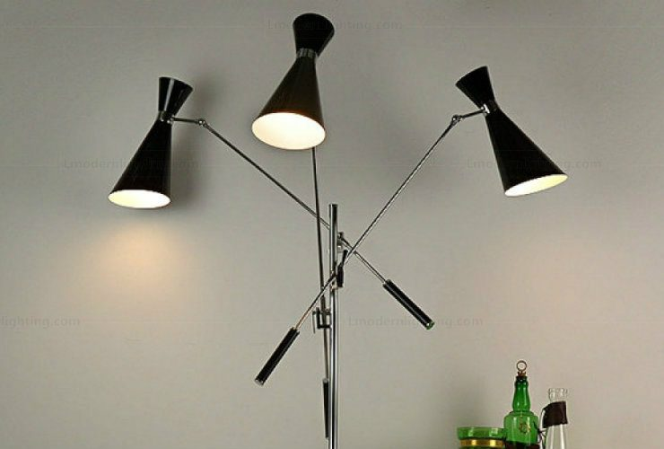 modern lighting Floor Modern Lighting Ideas You Must Have CAPA 2 740x500