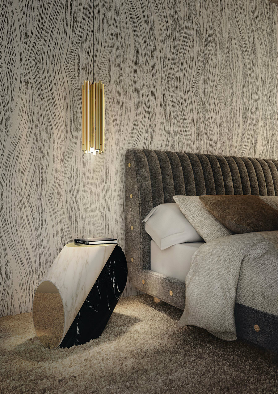 How To Choose The Perfect Lighting Like A Top Interior Designer modern lighting How To Choose The Perfect Modern Lighting Like A Top Interior Designer Bedroom Essential Home 03 1
