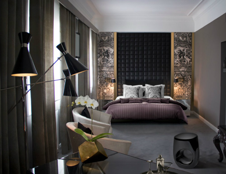 MODERN LIGHTING IDEAS FOR YOU TO BUILD THE PERFECT BEDROOM modern lighting MODERN LIGHTING IDEAS FOR YOU TO BUILD THE PERFECT BEDROOM Inspiring Ideas for You to Build the Perfect Mid Century Bedroom 9