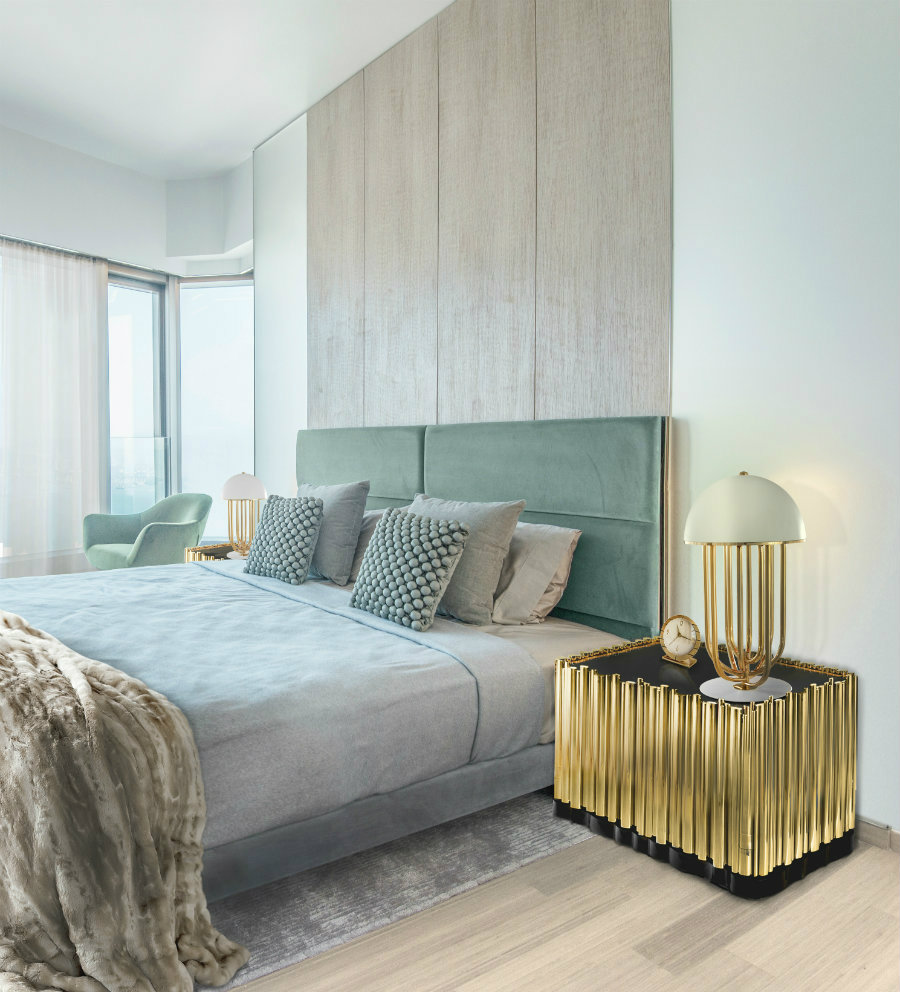 modern lighting MODERN LIGHTING IDEAS FOR YOU TO BUILD THE PERFECT BEDROOM Summer Colors And How To Use Them 1 1
