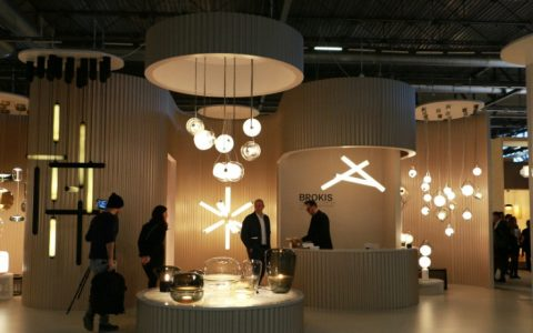 maison et objet 2019 The Best Lighting at Maison et Objet 2019 Modern Lighting Ideas 480x300