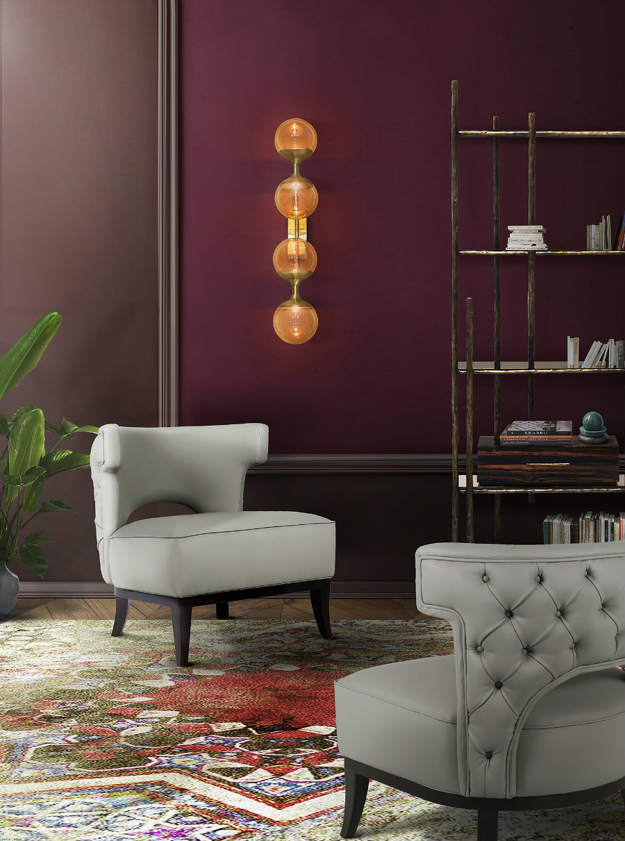 Lighting Living Room Ideas by BRABBU lighting living room ideas Lighting Living Room Ideas by BRABBU 138 kansas armchair syrad wall lightmini