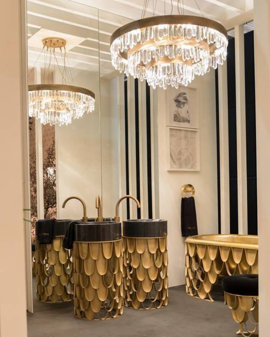 Suspension Modern Lighting for a Luxury Bathroom suspension modern lighting Suspension Modern Lighting for a Luxury Bathroom 50548250 375635933236238 4171446909795834899 n