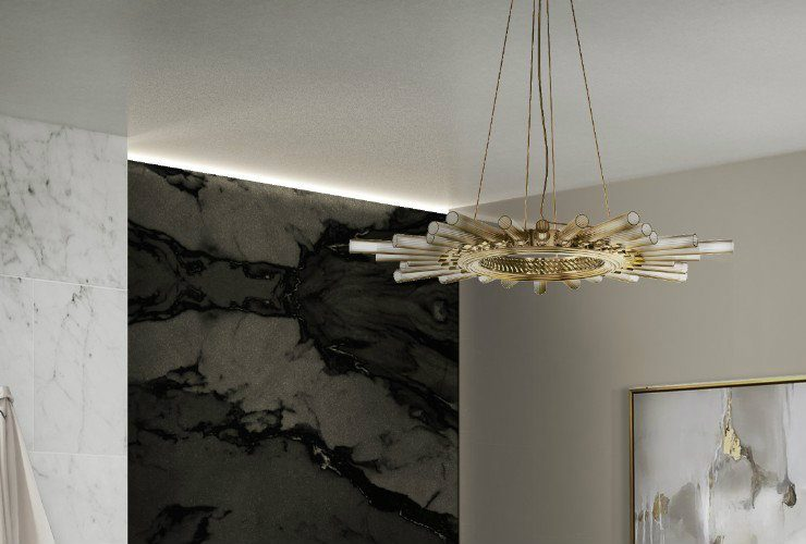 suspension modern lighting Suspension Modern Lighting for a Luxury Bathroom CAPA 1 740x500  Front page CAPA 1 740x500