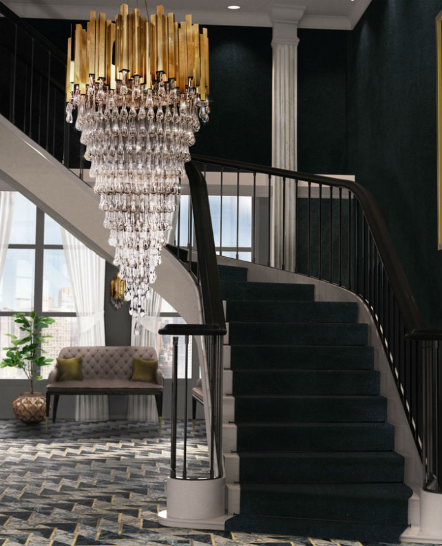 The right chandelier to rock your hotel project chandelier The Right Chandelier to rock your Hotel Project Hotel Lighting Ideas The Right Chandelier for your Project 4