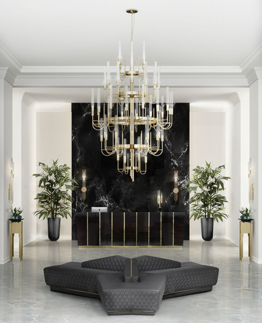 The right chandelier to rock your hotel project chandelier The Right Chandelier to rock your Hotel Project Hotel Lighting Ideas The Right Chandelier for your Project 7