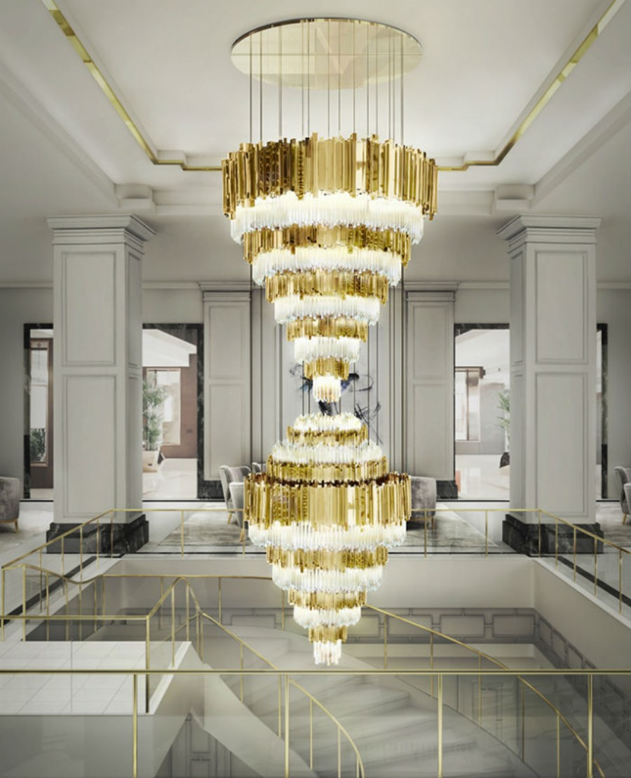 chandelier The Right Chandelier to rock your Hotel Project Hotel Lighting Ideas The Right Chandelier for your Project 8 1