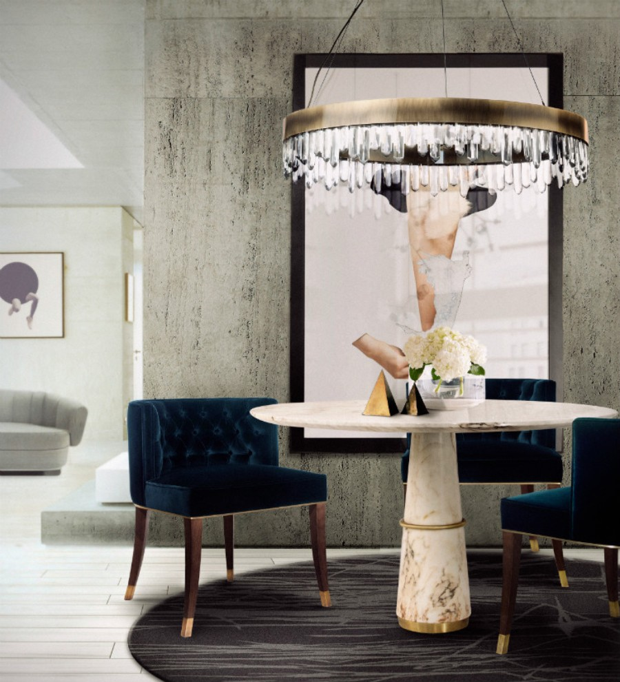 HOW MODERN LIGHTING CAN MAKE ANY ROOM PERFECT modern lighting How Modern Lighting can make any room perfect Luxury Design Ideas for the most daring interior 4 1