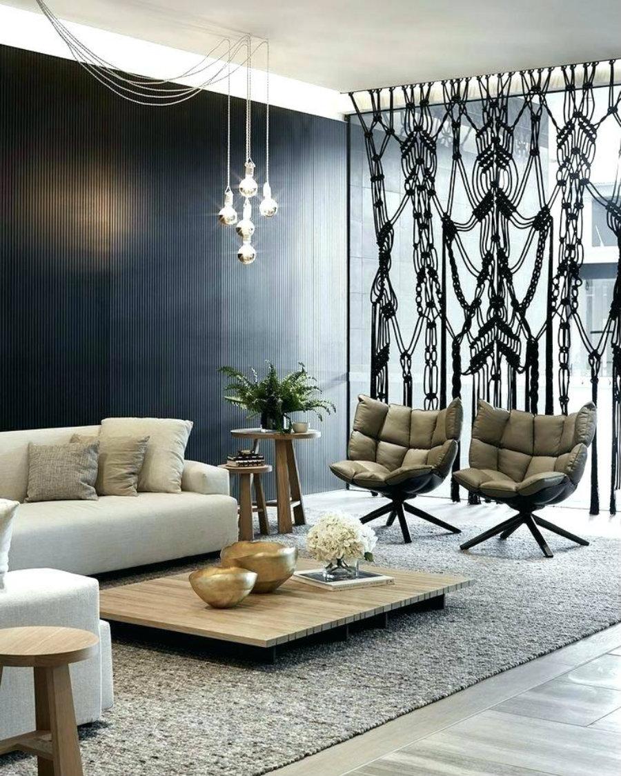Interior Design Tips Modern Living Room Lighting