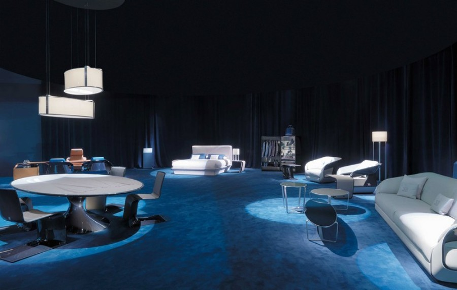 The Amazing Salone Del Mobile: Italian Luxury Brands salone del mobile The Amazing Salone Del Mobile: Italian Luxury Brands BUGATTI