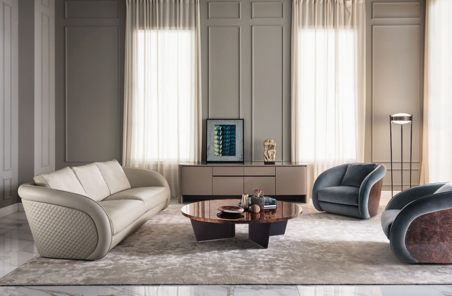 The Amazing Salone Del Mobile: Italian Luxury Brands salone del mobile The Amazing Salone Del Mobile: Italian Luxury Brands bentley home beaumont sofa and armchairs