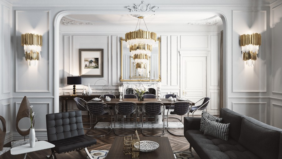 BEST MODERN LIGHTING IDEAS FOR YOUR HOME modern lighting ideas Best Modern Lighting Ideas for Your Home luxxu luxury lighting brand