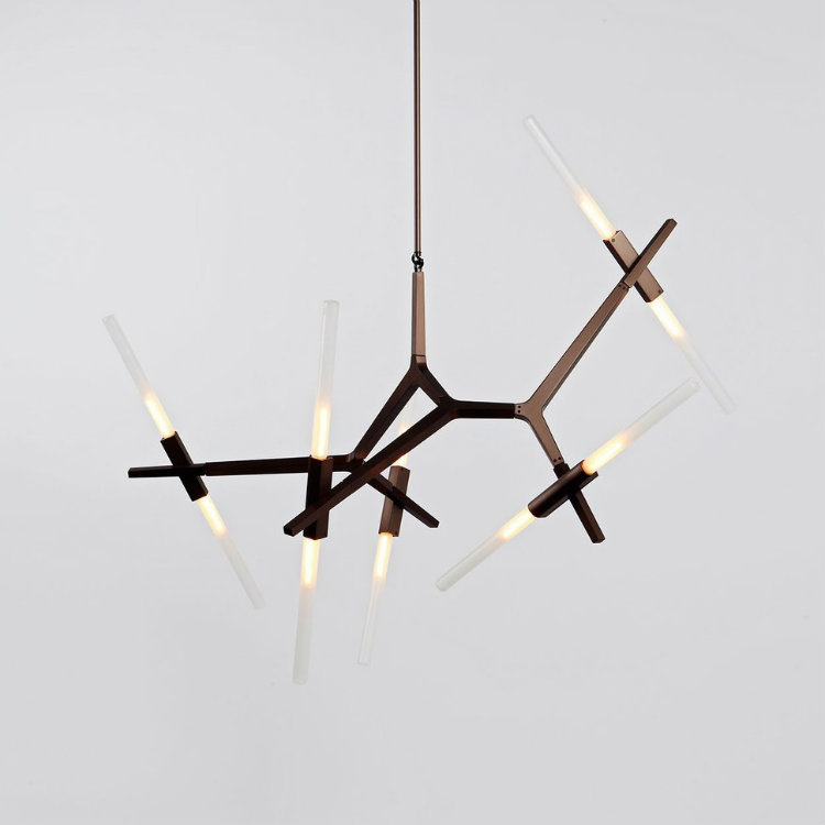 lightform LightForm – giving form to the lights in your home AGNES 10 SUSPENSION 1