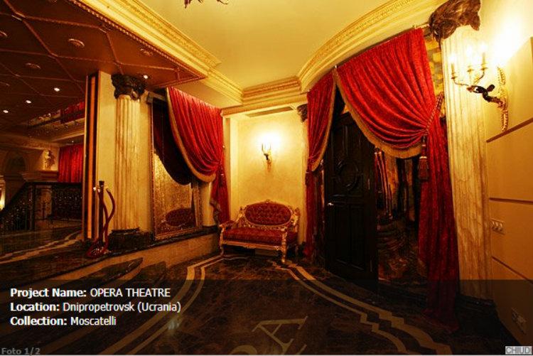 codital Codital – Italy's Finest Modern Lighting Cobital Opera Theatre
