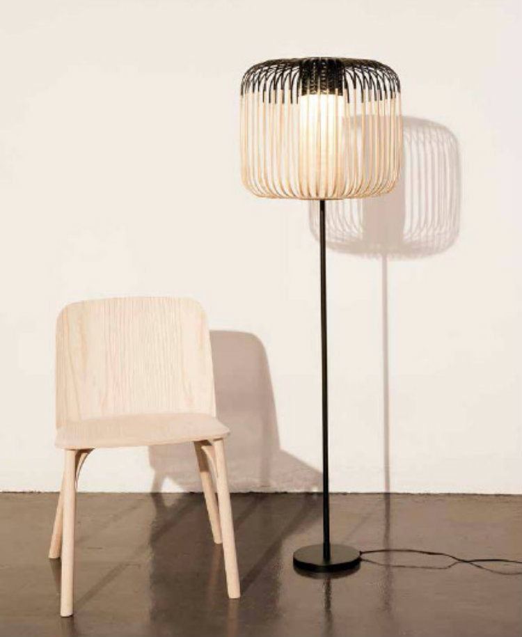 curoq Curoq: Creating Lighting Sculptures Curoq Bamboo Light