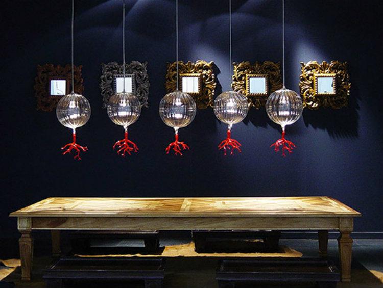 curoq Curoq: Creating Lighting Sculptures Curoq Poseidon Globe 1